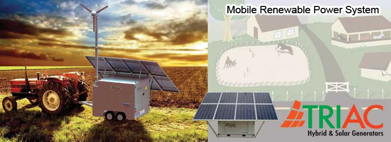 Mobile Renewable Power System